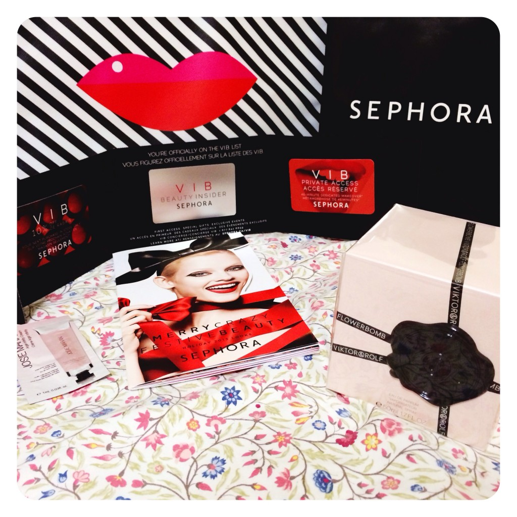 Sephora VIB Holiday 2013